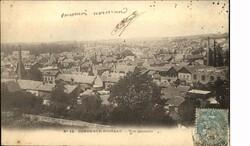LES REMPARTS DE CONDE-SUR-NOIREAU (Calvados)