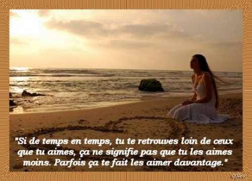 citation de la vie