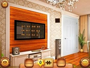 Jouer à Luxury living room escape