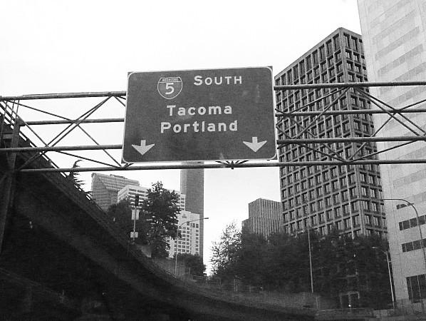 Jour 31 Seattle Tacoma panneau