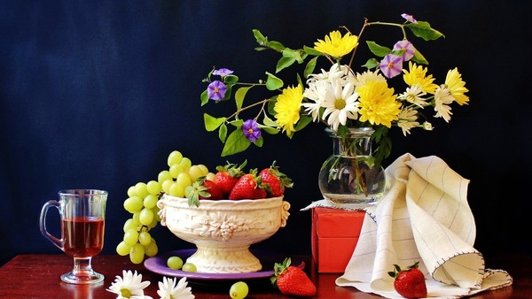 Bouquet de fleurs 7
