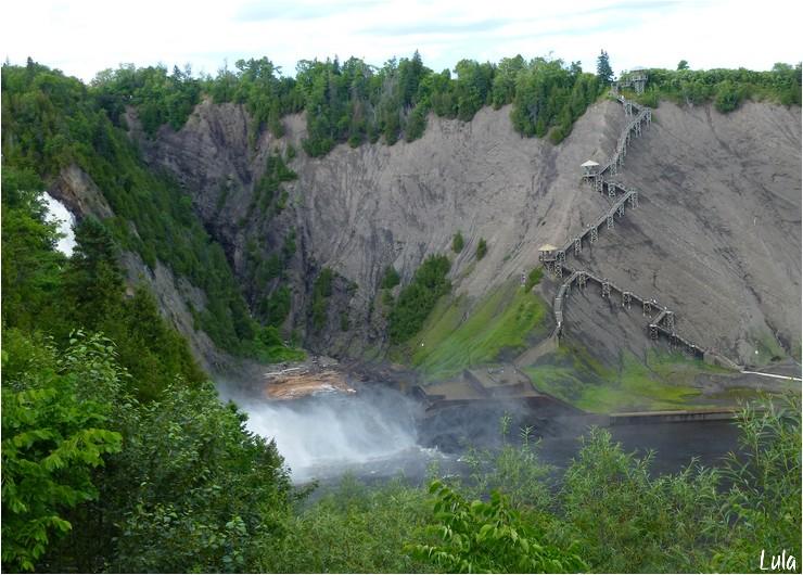 La chute Montmorency (#2)