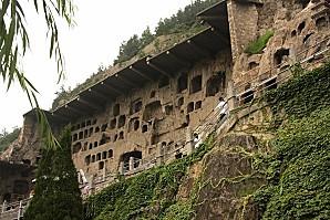 Les grottes de Longmen