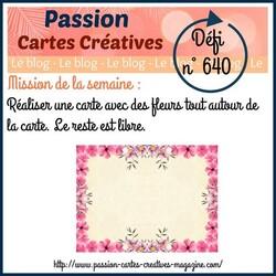 Passion Cartes Créatives#640 !