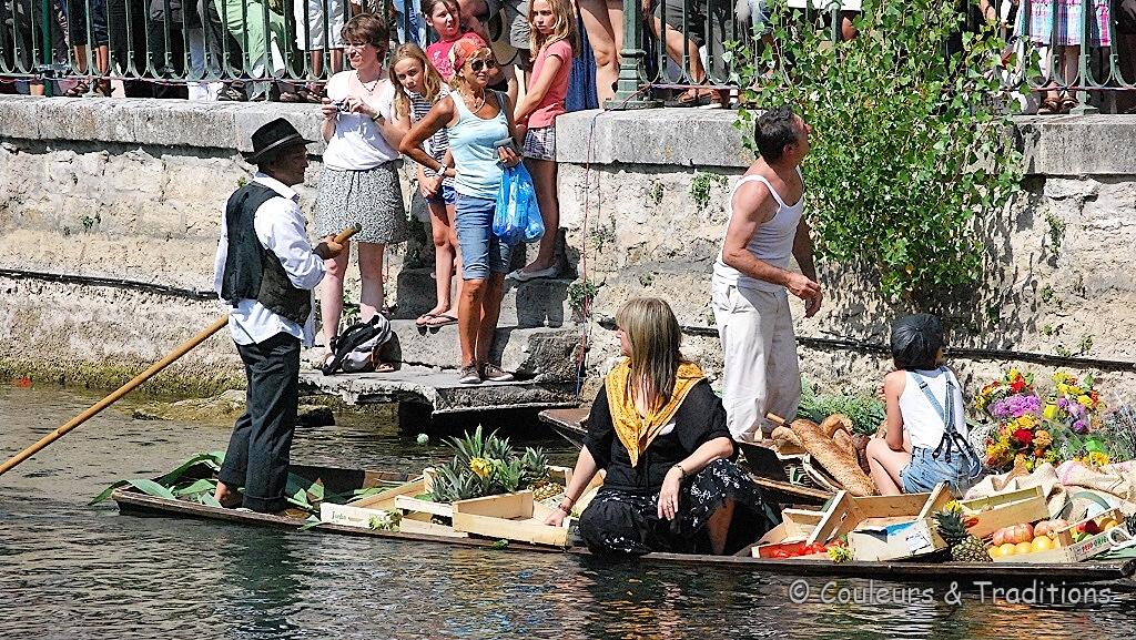 Isle sur Sorgues - la Venise Provençale