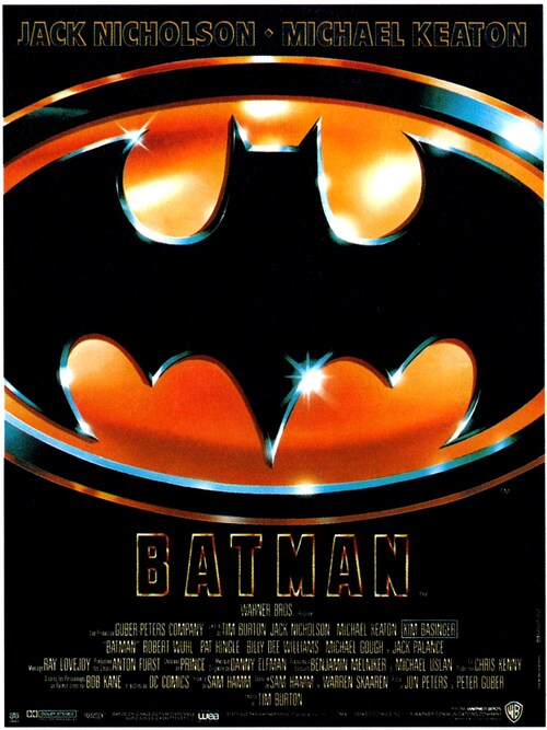 BATMAN - BOX OFFICE BATMAN 1989