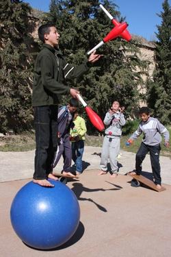 Maroc 2012 petit passage à Fès