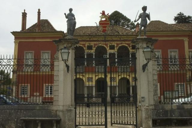 Palais de Fronteira