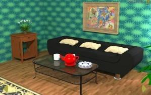 Donna's sitting room escape