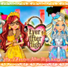 ever-after-high-faybelle-rosabella-darling-&-bunny-dolls-commercial