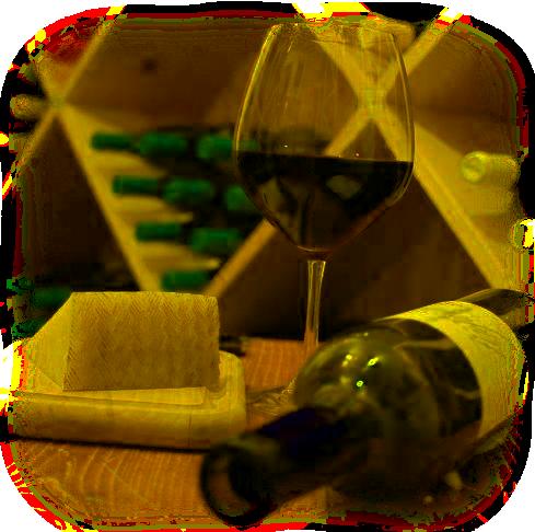 tube vigne vin bouteille....