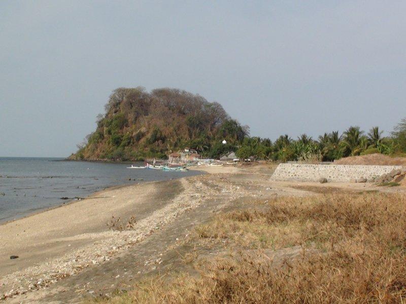 Lundi 3 Octobre 2011 - Plage de Pasir Putih. (2)