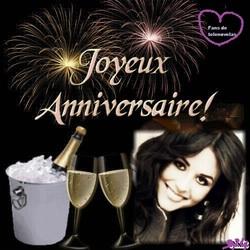C'est l'anniversaire de Zuria Vega :)
