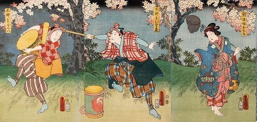 A propos de Utagawa Kunisada