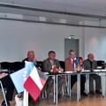 Novembre 2005 : réunion de travail à Bargteheide