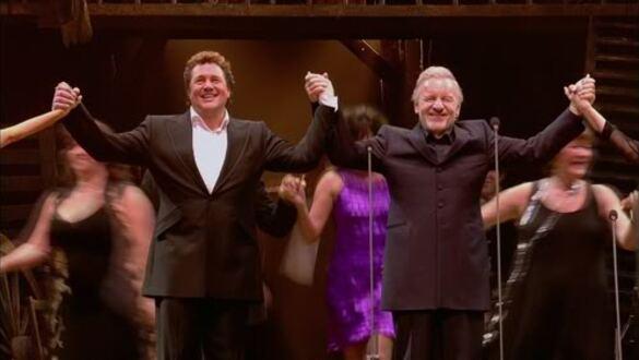 Colm et Michael 2012