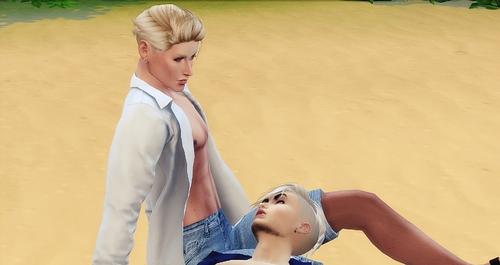 Aymeric et Léandre