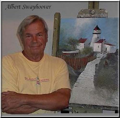 Peinture de : Albert Swayhoover