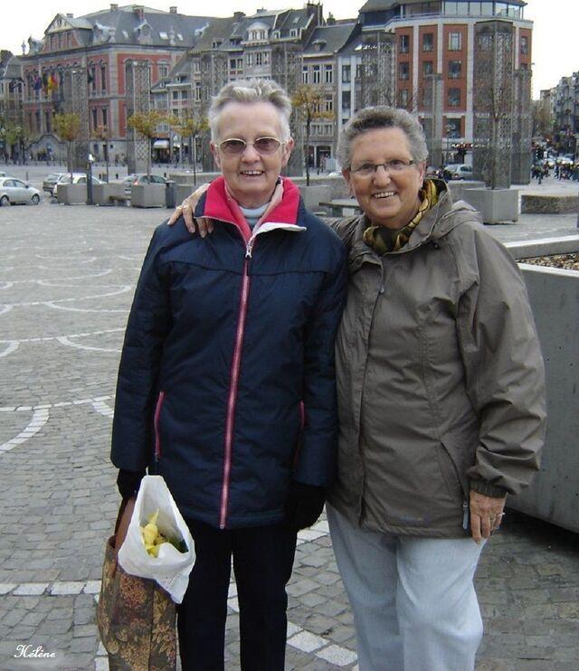 Liège (Belgique ) Avril 2012