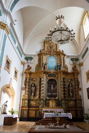 Pays de Savoie : Église Saint François de Sales