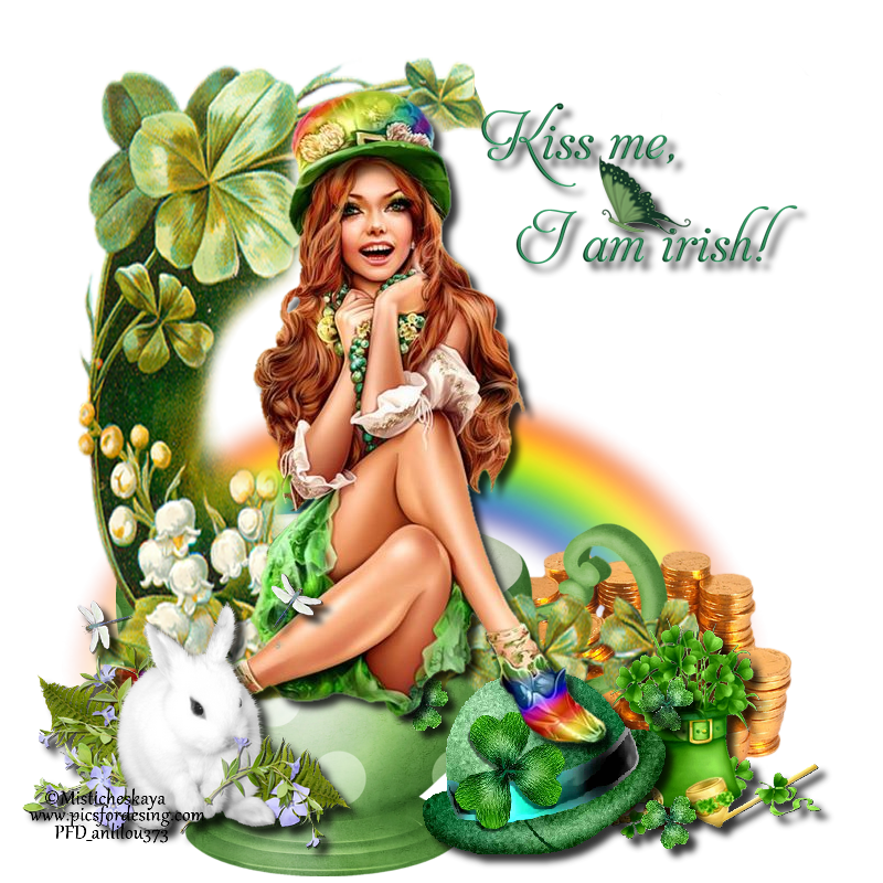 créas Saint-Patrick