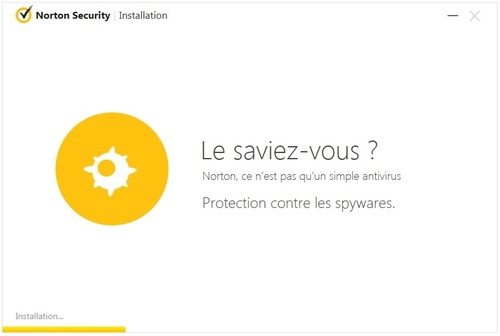 Norton Security Standard - Licence 90 jours gratuits