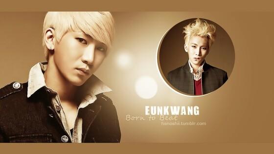 Biographie Eun Kwang