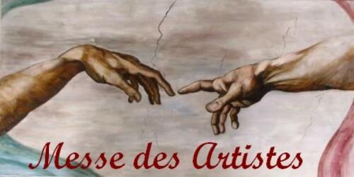 Messe des Artistes - 12 mai 2013