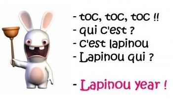 Lapinou year