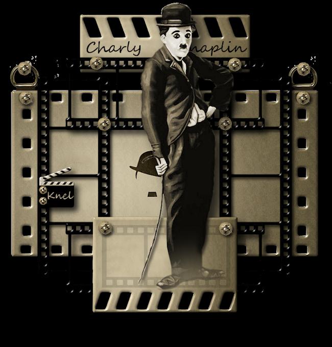 """Charly Chaplin"""