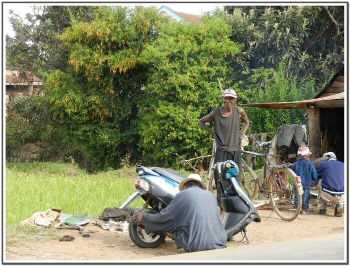 La vie des Malgaches