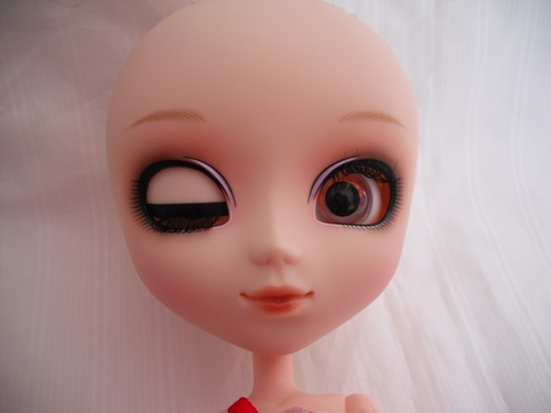 Face-Up Merl