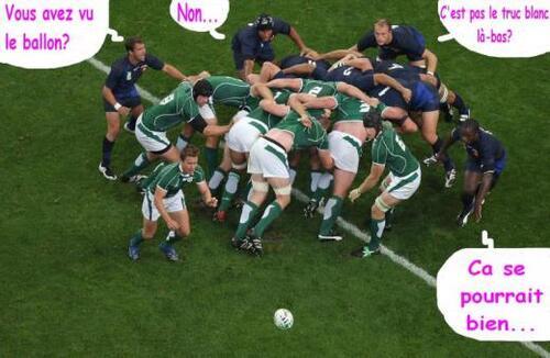 Tournoi des Six Nations : France - Irlande à 18 H 00