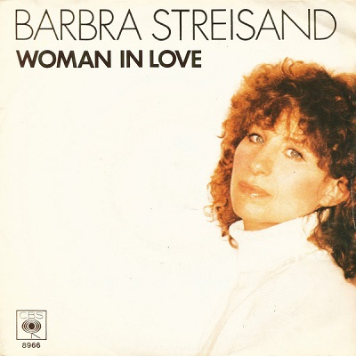 Barbra Streisand - Woman In Love - 1980