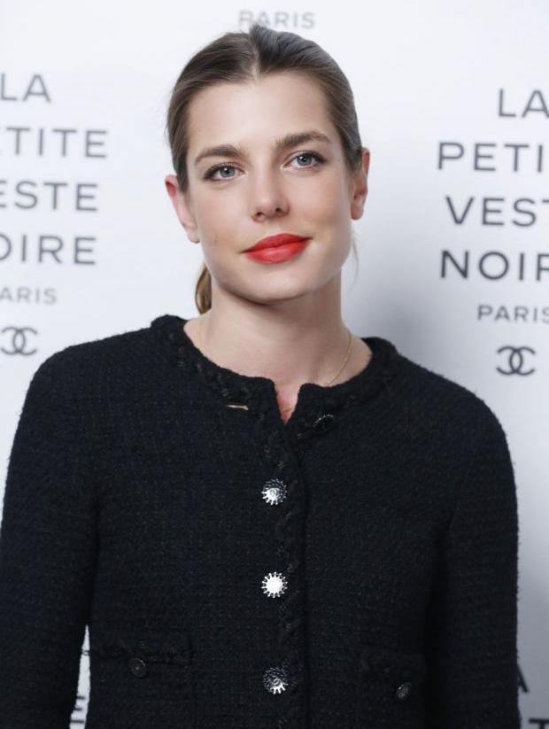 Charlotte à Paris