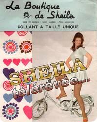 La Boutique de Sheila - 1969