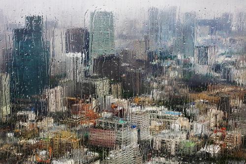 Christophe Jarcot, photographe de la pluie