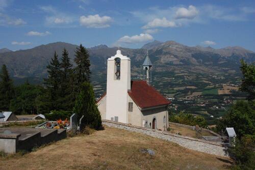 La Chapelle de Bois Vert