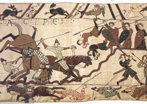 1066-2016 : 950e anniversaire de la bataille d'Hastings