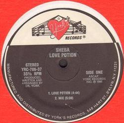 Sheba - Love Potion