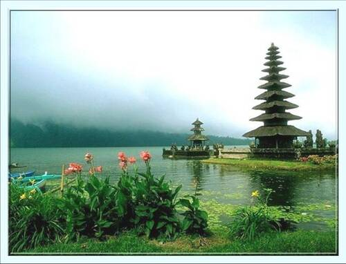 121 -Bali, île des Dieux