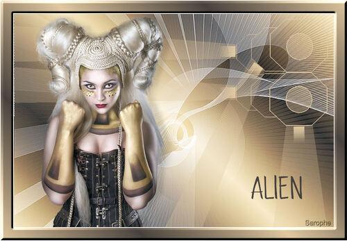 *** Alien ***