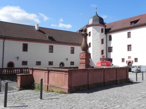 Würzbourg en Allemagne, son château et son palais, en Allemegne (photos)