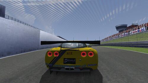 Team Martini Callaway Racing Corvette Z06R