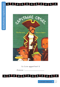 "Tapuscrit simplifié de ""Capitaine Cruel"""
