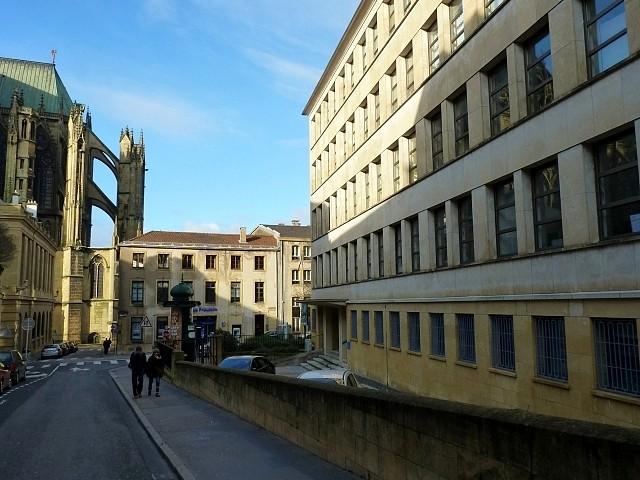 Cité Administrative de Metz - 2 Marc de Metz 2012