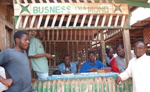 mbuji mayi diamands