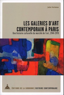 Les galeries d'art contemporain à Paris - 2e édition