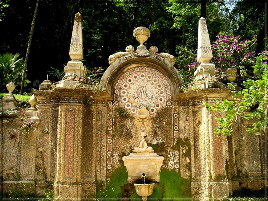 Sintra Palais  de Regaleira