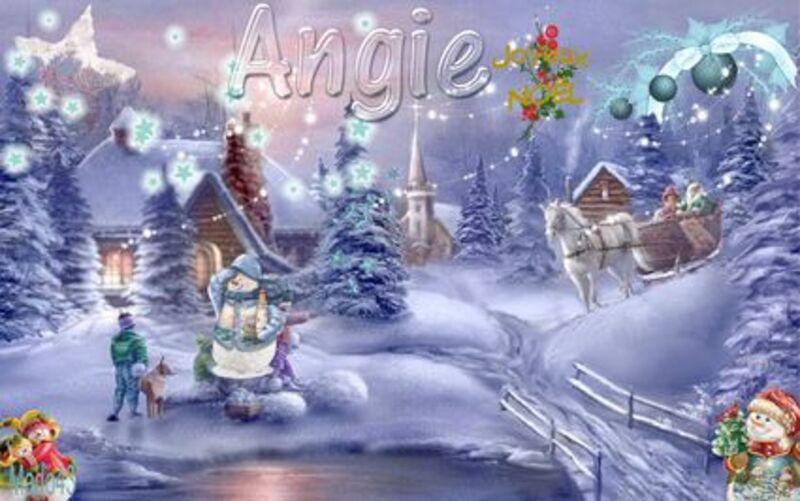 Pour Ma Nouvelle Amie Angelface